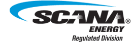 SCANA Energy Regulated Logo